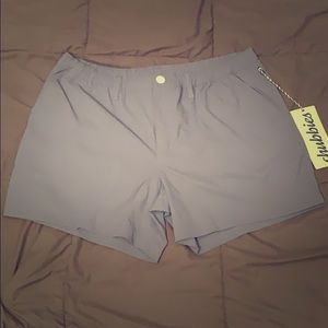 "Chubbies The Guilded Seas 5"" Boat Shorts, XL NWT"